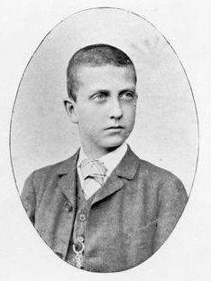 Archduke Heinrich Ferdinand, Prince of Tuscany (1878–1969). He was the fourth son of Ferdinand IV, Grand Duke of Tuscany.