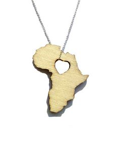@Kimberly Vaters I think you need this! The Africa Necklace by JewelMint.com, $29.99