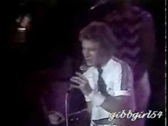 Andy Gibb   Love Is Thicker Than Water) Live in Brazil