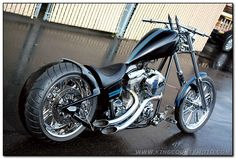 2002 Yaffe Custom Chopper
