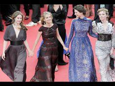 18 Mai - Lou de Laâge, Mélanie Laurent en Maxime Simoëns, Joséphine Japy, Isabelle Carré