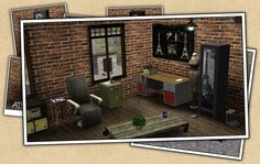 Around the Sims 3   Downloads   Objects   Office