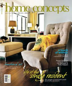 Home Concepts magazine  To contact TWX Home Concepts Customer Service by Phone about your magazine subscription: 1- (877) 463-3032
