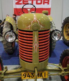 Zetor tractor Antique Tractors, Vintage Tractors, Agriculture, Antiques, Tractors, Tractor, Restore, Antique Cars, Antiquities