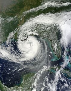 Satellites Show Hurricane Isaac From Space late August 2012
