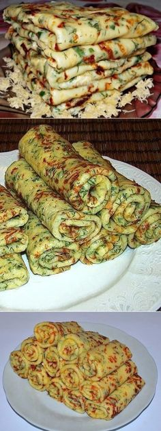 Сырные блины Good Food, Yummy Food, Tasty, Cooking Recipes, Healthy Recipes, Russian Recipes, Just Cooking, Food Blogs, Food Dishes