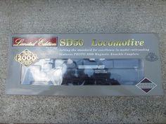 Life Like Proto 2000 Norfolk Southern SD50 #6513 HO Scale Locomotive w/ Box…