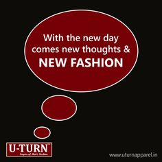Plan #clothing for the whole #week with all news #fashion trends! Shop with U TURN.
