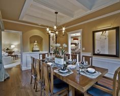 Unique Dining Room Wall Colors #3 Dining Room Wall Color Ideas ...