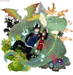 [Close] Comic Calendar 2016 Blue Exorcist (Anime Toy) Item picture2