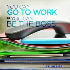 Start now... be your own boss!! Join me at: www.cghb.jeunesseglobal.com