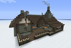 Minecraft Medieval Blacksmith