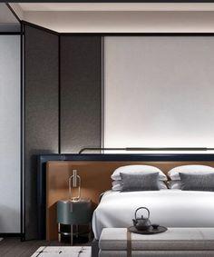 Fur Bedding, Bedroom Bed, Bedrooms, Master Bathroom, Guest Room, Interior Design, Headboards, Bathroom Designs, House