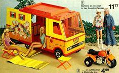 Loved my Barbie Camper