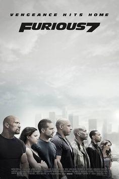 Movie Review: Fast Furious 7  #dwaynejohnson #vindiesel #ludacris #paulwalker #seeyouagain #brotherhood #family
