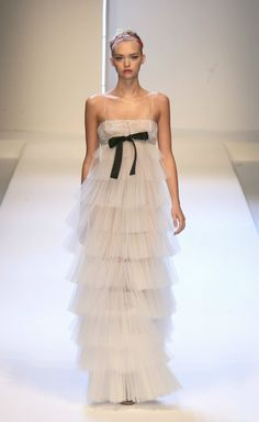 h a i f a ~ Valentino #TheMaster #wedding #gown