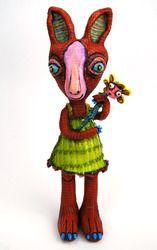 Reina Mia Brill -sculpture