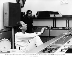 Stockhausen.