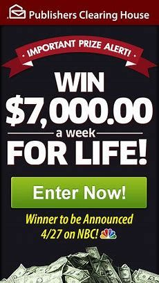 Enter to Win Publishers Clearing House Sweepstakes - Bing images Lotto Winning Numbers, Lotto Numbers, Instant Win Sweepstakes, Online Sweepstakes, Pch Dream Home, Mega Millions Jackpot, Win For Life, Winner Announcement, Publisher Clearing House
