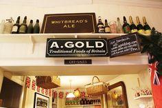 A. Gold - London  42 Brushfield Street, London E1 6AG