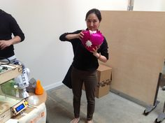Really neat mechanical heart made by Tinkerine Studio 3D printer