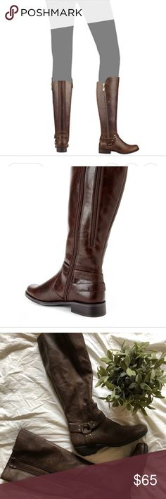 GUC Brown Aerosoles riding boots 8 Like new condition AEROSOLES Shoes Combat & Moto Boots