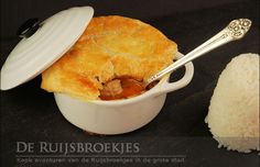 Minipannetje (cocotte) thaise curry -