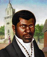 The Venerable Pierre Toussaint was born into slavery in Haiti, Pierre brought to New York but later freed. He became a popular hairdresser. He founded an orphanage, helped blacks gain their freedom and was extremely generous to the poor. Venerable Pierre is on the way to becoming North America's first black saint.