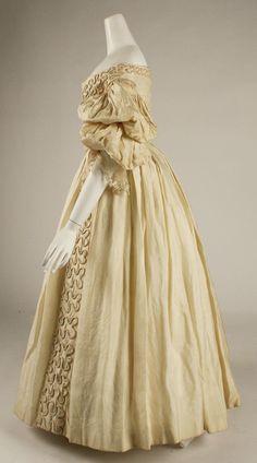 1832 ca. Ensemble silk British | The Met