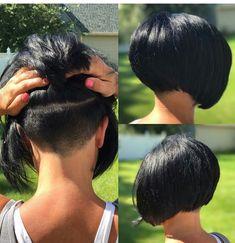 #hairdare #style #women (short bob cuts curly)