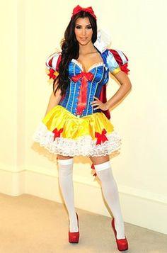 c0e238bc82 Kim Kardashian Halloween Costume Show
