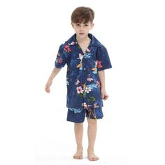 8e559c6d8fd Clothing. Boys Hawaiian ShirtHawaiian LuauAloha ...