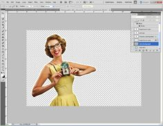 Creating a Retro 50s Image in Photoshop
