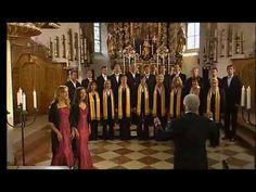 Fischer-Chor - Ave Maria 2007 - YouTube
