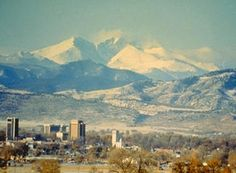 Fort Collins, CO - Magnificient Rocky Mountains, wonderful people, close to Denver, great summer weather!  Different way of life out there...
