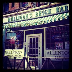 Grab some drinks in Allentown! Don't worry the party doesn't stop until 4am in Buffalo! Say hi to Paulie at Mulligan's Brick Bar!
