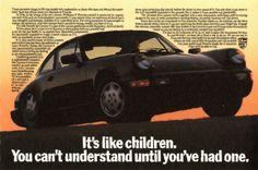 Fallon McElligott, Porsche 'Chilren'