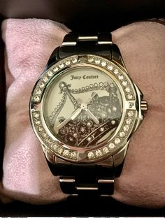 Juicy Couture Watch, Michael Kors Watch, Rolex Watches, Accessories, Watches Michael Kors, Jewelry Accessories