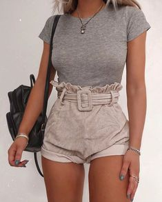 Summer Outfits Indie Fall Outfits - Source by - Indie Fall Outfits, Boho Summer Outfits, Teen Fashion Outfits, Cute Casual Outfits, Short Outfits, Look Fashion, New Outfits, Stylish Outfits, Korean Fashion