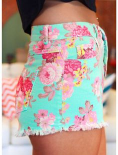 Love these shorts! (Just wish they were longer and maybe not as high waisted). Gorgeous colors! https://www.stitchfix.com/referral/5641567