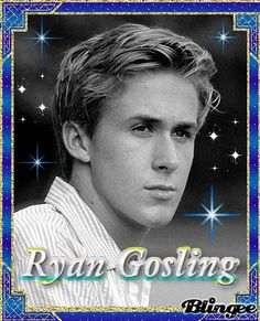 Ryan Gosling: the Look of Determination