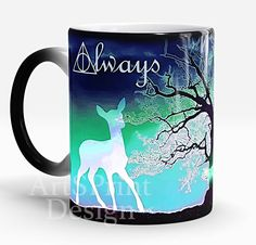Harry Potter Mug, After All This Time Mug, Always Mug, Color Changing Mug
