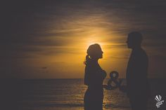 Beautiful. Atardecer. Romance. Pareja. Novios. Miami Photography. Married. Trash The Dress Photography Check out more of our work :) http://www.thememoryland.com/