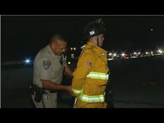 CA cop handcuffs and detains firefighter for doing his job