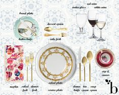 The Right Way To Set A Formal Table