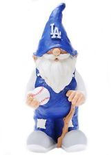 Los Angeles Dodgers 11-inch Garden Gnome