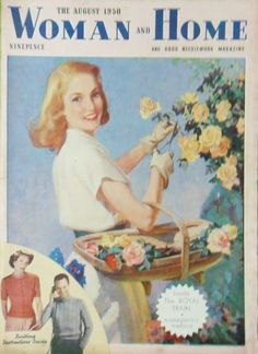 1000 images about 1950s women 39 s magazines on pinterest home magazine family circle and good. Black Bedroom Furniture Sets. Home Design Ideas