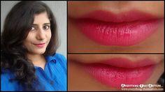 30 Days Lipstick Challenge: Day 20 : Avon Simply Pretty Color Last Lipstick Scarlet