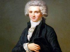 Un ritratto di Robespierre nel 1786, quando era avvocato, dipinto da Adélaïde Labille-Guiard