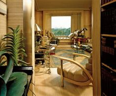 Kalef Alaton : Designers Rooms : Architectural Digest